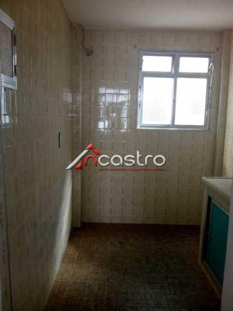 Ncastro 16. - Apartamento à venda Avenida Darcy Bitencourt Costa,Olaria, Rio de Janeiro - R$ 185.000 - 2183 - 16
