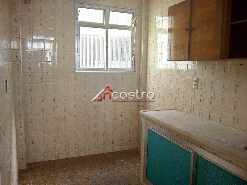 Ncastro 17. - Apartamento à venda Avenida Darcy Bitencourt Costa,Olaria, Rio de Janeiro - R$ 185.000 - 2183 - 7