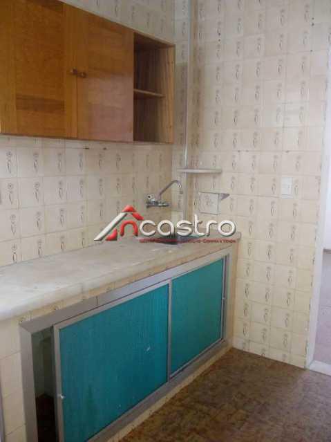 Ncastro 18. - Apartamento à venda Avenida Darcy Bitencourt Costa,Olaria, Rio de Janeiro - R$ 185.000 - 2183 - 17