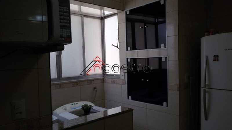 ncastro09 - Casa em Condomínio à venda Rua Santos Titara,Méier, Rio de Janeiro - R$ 380.000 - M2130 - 14