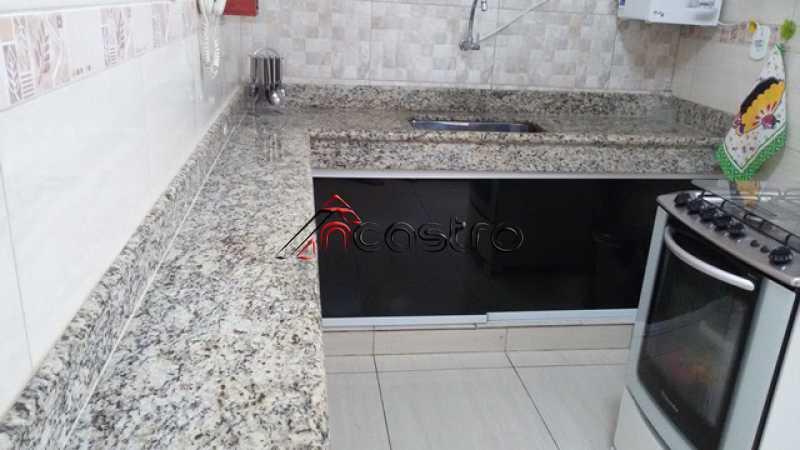 ncastro08 - Casa em Condomínio à venda Rua Santos Titara,Méier, Rio de Janeiro - R$ 380.000 - M2130 - 13
