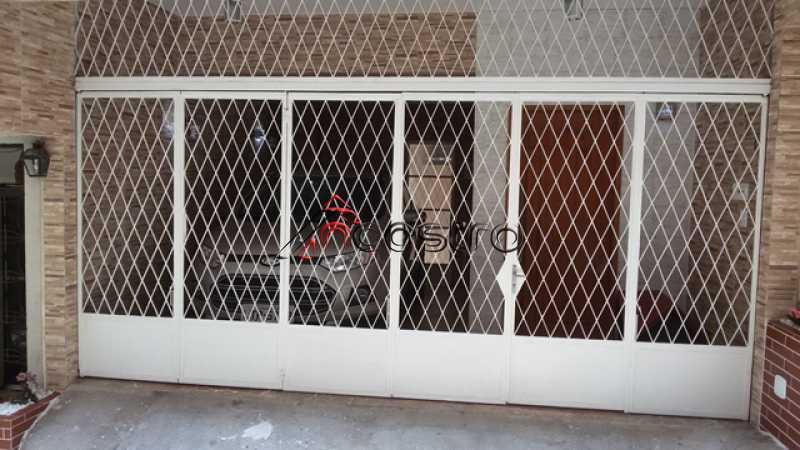 ncastro14 - Casa em Condomínio à venda Rua Santos Titara,Méier, Rio de Janeiro - R$ 380.000 - M2130 - 19