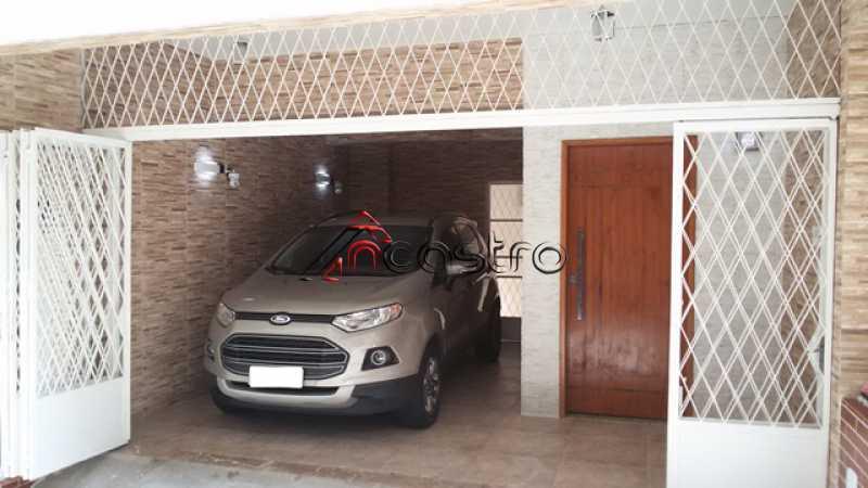 ncastro11 - Casa em Condomínio à venda Rua Santos Titara,Méier, Rio de Janeiro - R$ 380.000 - M2130 - 20