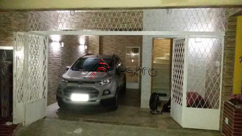 ncastro10 - Casa em Condomínio à venda Rua Santos Titara,Méier, Rio de Janeiro - R$ 380.000 - M2130 - 21