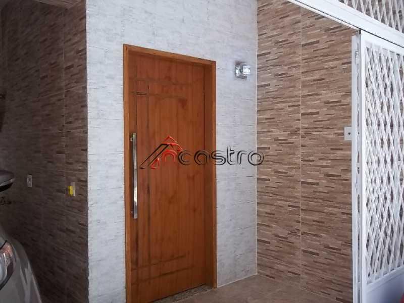 ncastro13 - Casa em Condomínio à venda Rua Santos Titara,Méier, Rio de Janeiro - R$ 380.000 - M2130 - 18
