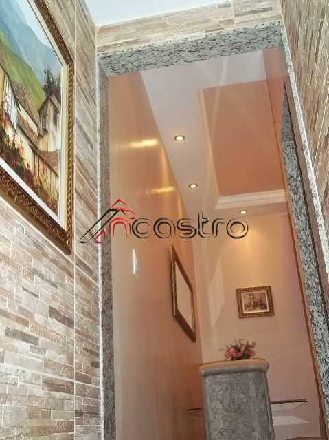 ncastro16 - Casa em Condomínio à venda Rua Santos Titara,Méier, Rio de Janeiro - R$ 380.000 - M2130 - 5