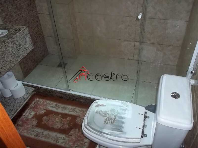 ncastro07 - Casa em Condomínio à venda Rua Santos Titara,Méier, Rio de Janeiro - R$ 380.000 - M2130 - 17