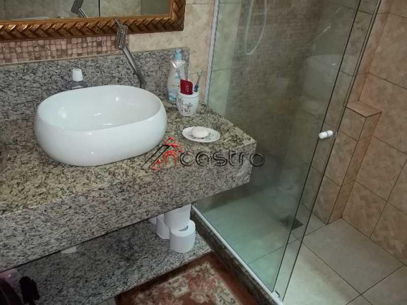 ncastro06 - Casa em Condomínio à venda Rua Santos Titara,Méier, Rio de Janeiro - R$ 380.000 - M2130 - 16