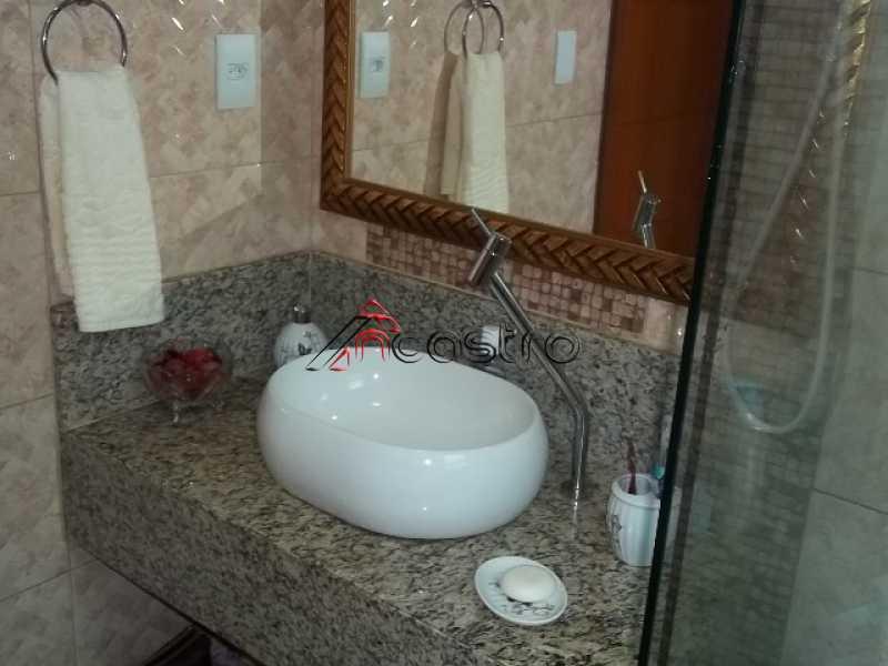 ncastro05 - Casa em Condomínio à venda Rua Santos Titara,Méier, Rio de Janeiro - R$ 380.000 - M2130 - 15