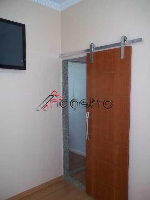 ncastro04 - Casa em Condomínio à venda Rua Santos Titara,Méier, Rio de Janeiro - R$ 380.000 - M2130 - 8