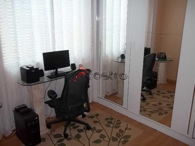 ncastro02 - Casa em Condomínio à venda Rua Santos Titara,Méier, Rio de Janeiro - R$ 380.000 - M2130 - 12