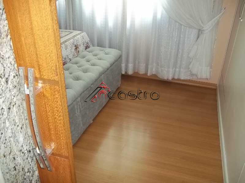 ncastro19 - Casa em Condomínio à venda Rua Santos Titara,Méier, Rio de Janeiro - R$ 380.000 - M2130 - 10