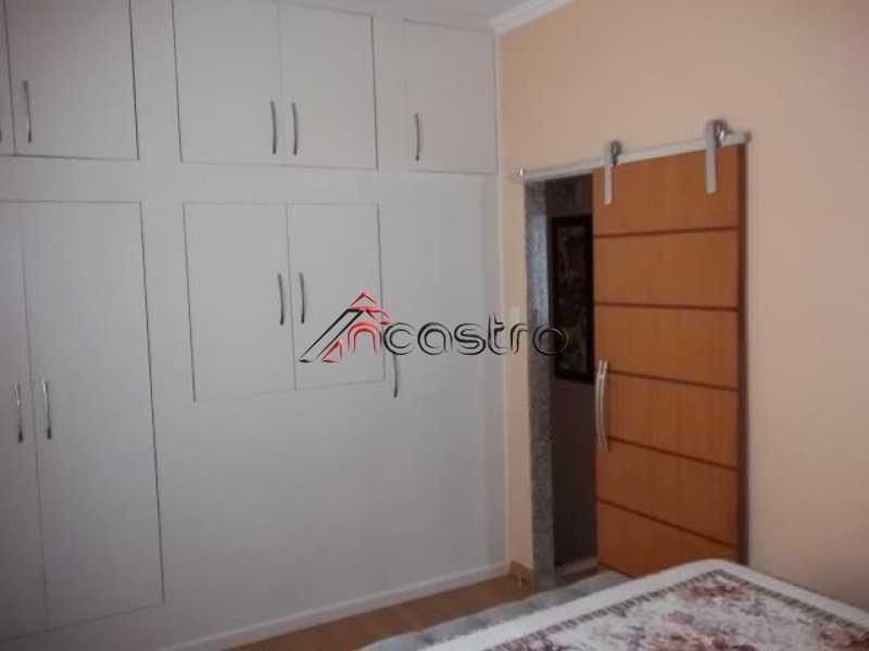 ncastro21 - Casa em Condomínio à venda Rua Santos Titara,Méier, Rio de Janeiro - R$ 380.000 - M2130 - 11