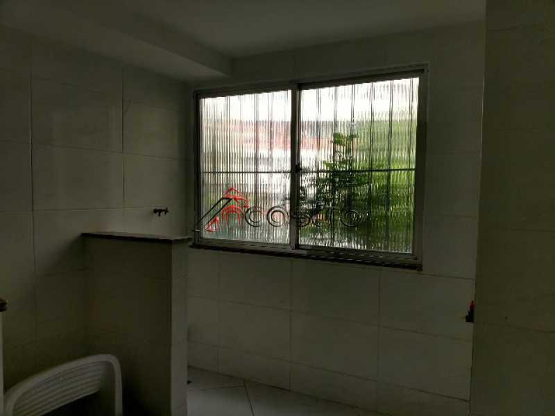 NCastro01 - Apartamento à venda Estrada Adhemar Bebiano,Del Castilho, Rio de Janeiro - R$ 218.000 - 2187 - 5
