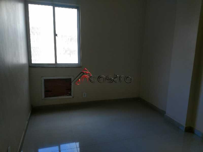 NCastro19 - Apartamento à venda Estrada Adhemar Bebiano,Del Castilho, Rio de Janeiro - R$ 218.000 - 2187 - 10
