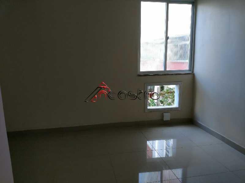 NCastro20 - Apartamento à venda Estrada Adhemar Bebiano,Del Castilho, Rio de Janeiro - R$ 218.000 - 2187 - 8