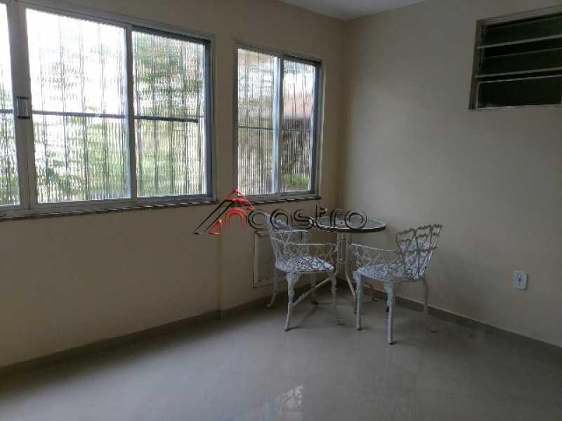 NCastro18 - Apartamento à venda Estrada Adhemar Bebiano,Del Castilho, Rio de Janeiro - R$ 218.000 - 2187 - 7