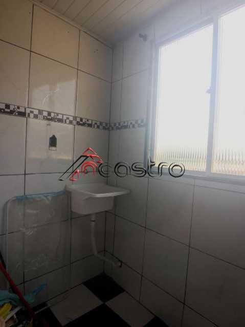 NCastro22. - Apartamento à venda Avenida Monsenhor Félix,Irajá, Rio de Janeiro - R$ 200.000 - 2190 - 22