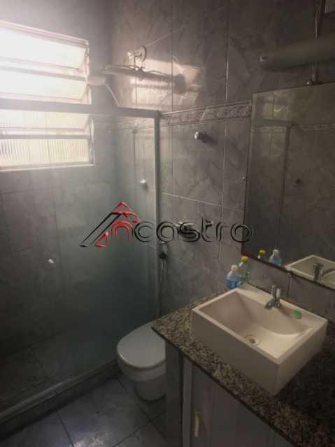 NCastro04. - Apartamento à venda Avenida Monsenhor Félix,Irajá, Rio de Janeiro - R$ 200.000 - 2190 - 16