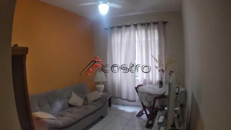 NCastro04 - Apartamento à venda Rua Raul Azevedo,Senador Camará, Rio de Janeiro - R$ 185.000 - 2192 - 3