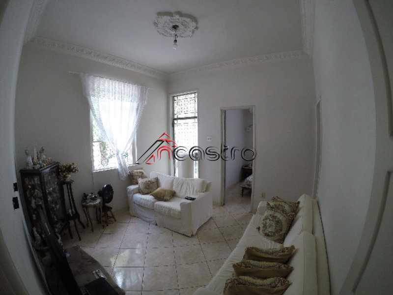 NCastro01. - Casa Rua Eça de Queiros,Olaria,Rio de Janeiro,RJ À Venda,3 Quartos,70m² - M2133 - 3