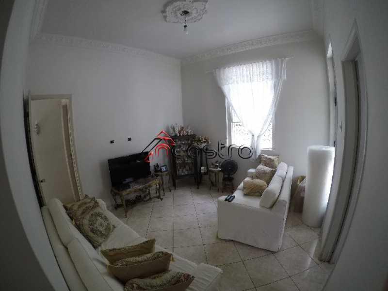 NCastro04. - Casa Rua Eça de Queiros,Olaria,Rio de Janeiro,RJ À Venda,3 Quartos,70m² - M2133 - 1