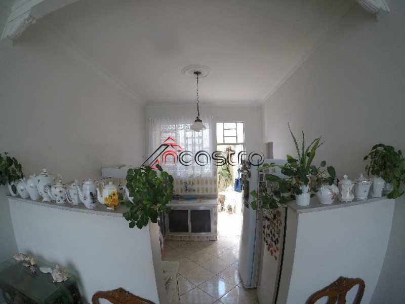 NCastro08. - Casa Rua Eça de Queiros,Olaria,Rio de Janeiro,RJ À Venda,3 Quartos,70m² - M2133 - 11
