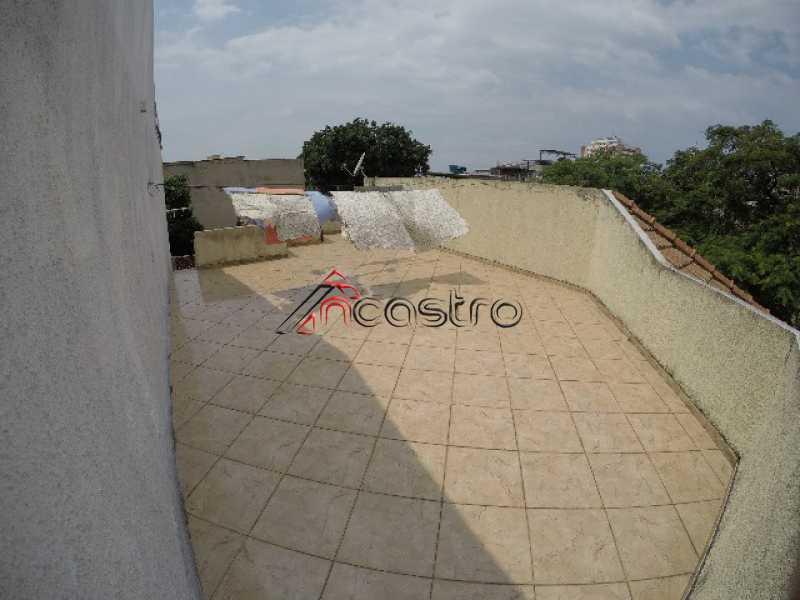 NCastro15. - Casa Rua Eça de Queiros,Olaria,Rio de Janeiro,RJ À Venda,3 Quartos,70m² - M2133 - 19