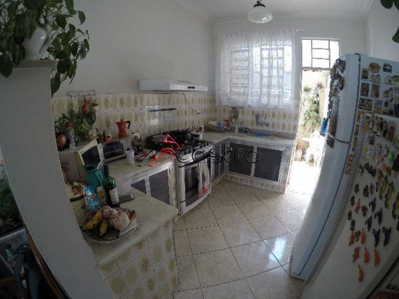 NCastro20. - Casa Rua Eça de Queiros,Olaria,Rio de Janeiro,RJ À Venda,3 Quartos,70m² - M2133 - 10