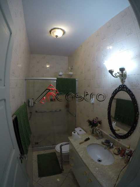 NCastro24. - Casa Rua Eça de Queiros,Olaria,Rio de Janeiro,RJ À Venda,3 Quartos,70m² - M2133 - 15