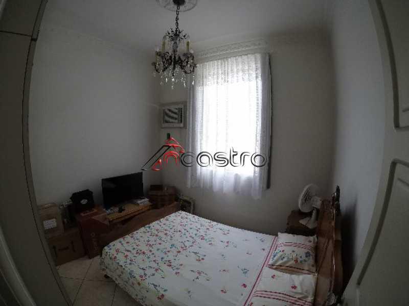 NCastro25. - Casa Rua Eça de Queiros,Olaria,Rio de Janeiro,RJ À Venda,3 Quartos,70m² - M2133 - 8