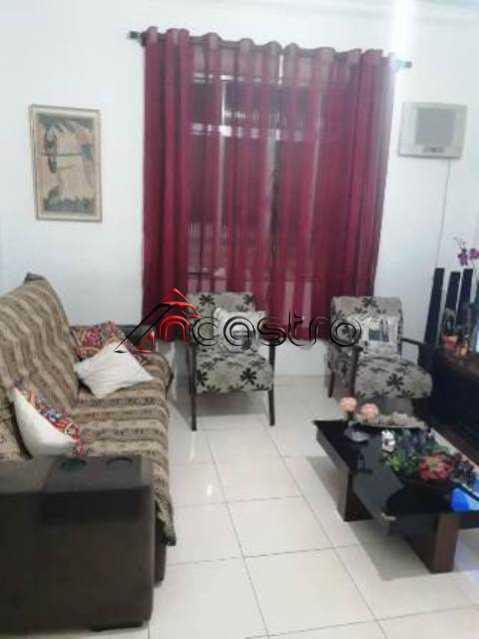 NCastro01. - Apartamento à venda Rua de Bonsucesso,Bonsucesso, Rio de Janeiro - R$ 260.000 - 2193 - 1