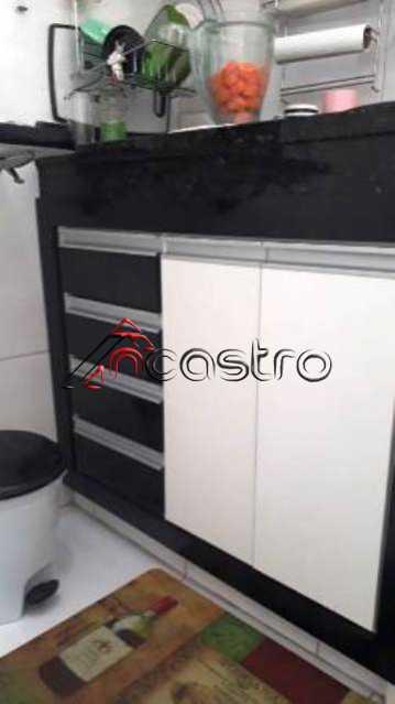 NCastro04. - Apartamento à venda Rua de Bonsucesso,Bonsucesso, Rio de Janeiro - R$ 260.000 - 2193 - 9