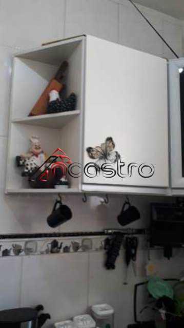 NCastro07. - Apartamento à venda Rua de Bonsucesso,Bonsucesso, Rio de Janeiro - R$ 260.000 - 2193 - 12