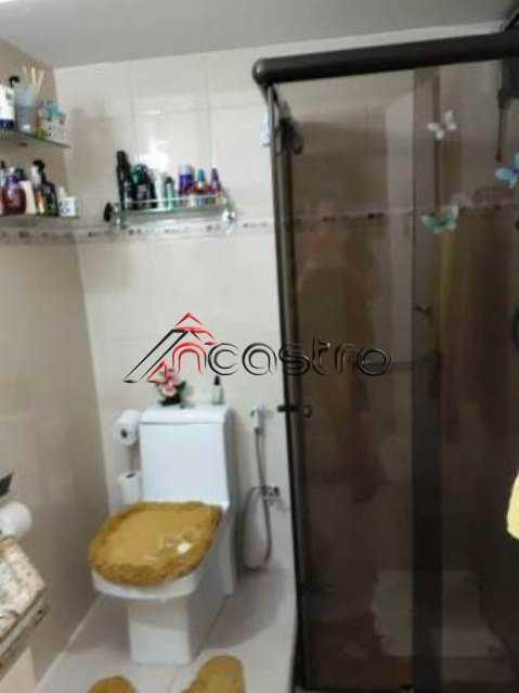 NCastro08. - Apartamento à venda Rua de Bonsucesso,Bonsucesso, Rio de Janeiro - R$ 260.000 - 2193 - 16