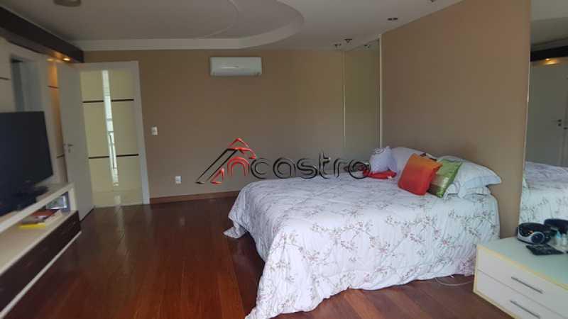 NCastro03 - Casa em Condominio Rua Fernando de Santa Cruz,Recreio dos Bandeirantes,Rio de Janeiro,RJ À Venda,6 Quartos,608m² - M2135 - 12