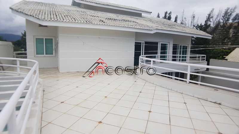 NCastro04 - Casa em Condominio Rua Fernando de Santa Cruz,Recreio dos Bandeirantes,Rio de Janeiro,RJ À Venda,6 Quartos,608m² - M2135 - 20