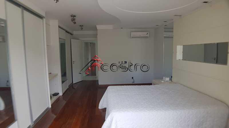 NCastro05 - Casa em Condominio Rua Fernando de Santa Cruz,Recreio dos Bandeirantes,Rio de Janeiro,RJ À Venda,6 Quartos,608m² - M2135 - 13