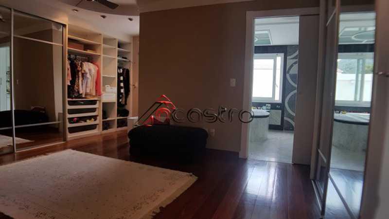NCastro08 - Casa em Condominio Rua Fernando de Santa Cruz,Recreio dos Bandeirantes,Rio de Janeiro,RJ À Venda,6 Quartos,608m² - M2135 - 17