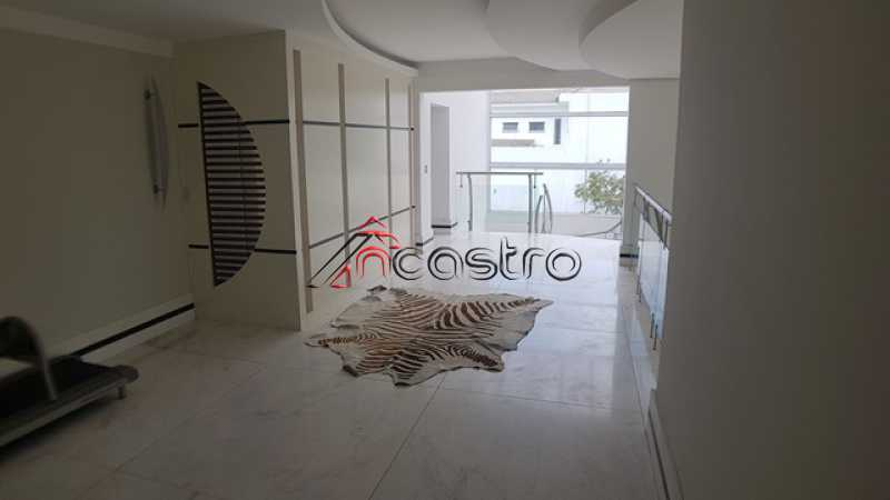 NCastro11 - Casa em Condominio Rua Fernando de Santa Cruz,Recreio dos Bandeirantes,Rio de Janeiro,RJ À Venda,6 Quartos,608m² - M2135 - 8