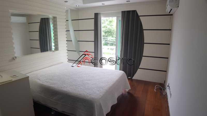 NCastro13 - Casa em Condominio Rua Fernando de Santa Cruz,Recreio dos Bandeirantes,Rio de Janeiro,RJ À Venda,6 Quartos,608m² - M2135 - 14