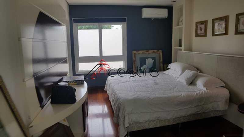 NCastro16 - Casa em Condominio Rua Fernando de Santa Cruz,Recreio dos Bandeirantes,Rio de Janeiro,RJ À Venda,6 Quartos,608m² - M2135 - 15