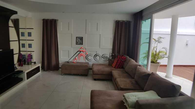 NCastro18 - Casa em Condominio Rua Fernando de Santa Cruz,Recreio dos Bandeirantes,Rio de Janeiro,RJ À Venda,6 Quartos,608m² - M2135 - 5