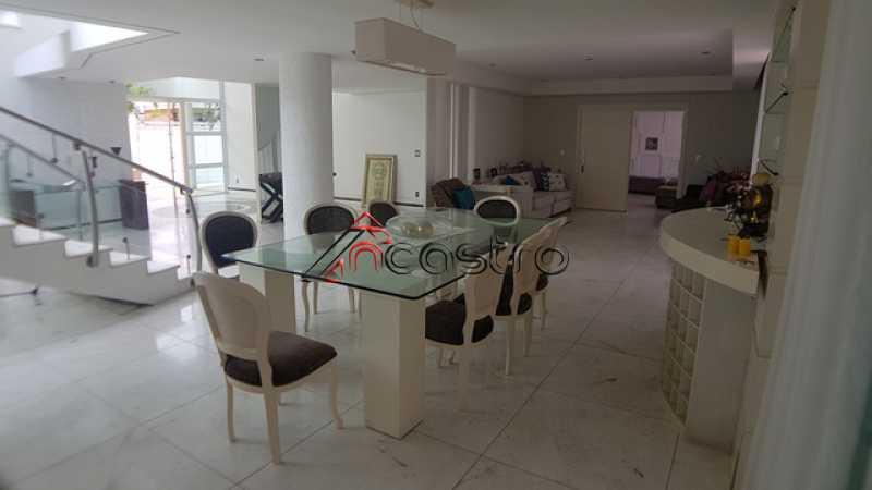 NCastro19 - Casa em Condominio Rua Fernando de Santa Cruz,Recreio dos Bandeirantes,Rio de Janeiro,RJ À Venda,6 Quartos,608m² - M2135 - 10
