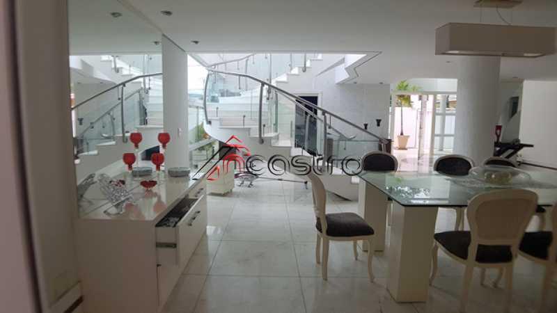 NCastro20 - Casa em Condominio Rua Fernando de Santa Cruz,Recreio dos Bandeirantes,Rio de Janeiro,RJ À Venda,6 Quartos,608m² - M2135 - 9