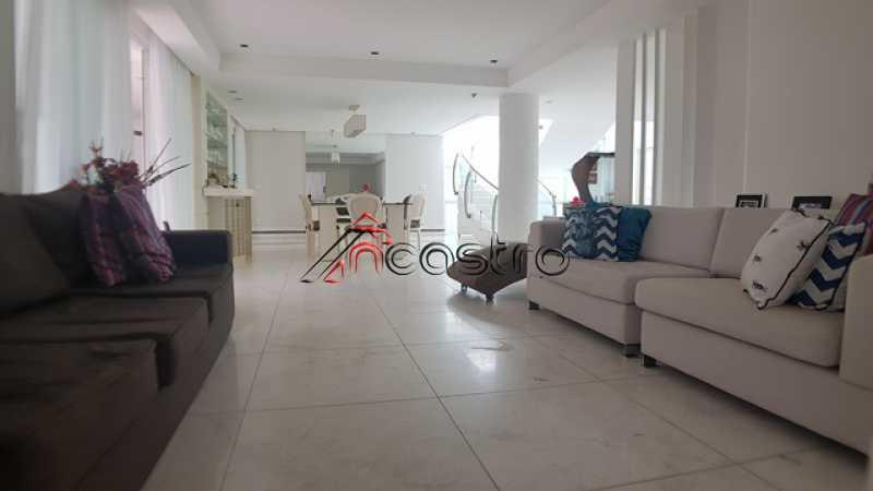 NCastro21 - Casa em Condominio Rua Fernando de Santa Cruz,Recreio dos Bandeirantes,Rio de Janeiro,RJ À Venda,6 Quartos,608m² - M2135 - 6