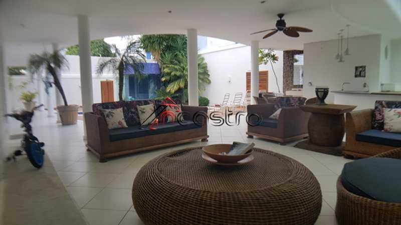 NCastro22 - Casa em Condominio Rua Fernando de Santa Cruz,Recreio dos Bandeirantes,Rio de Janeiro,RJ À Venda,6 Quartos,608m² - M2135 - 7