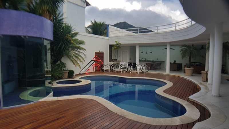NCastro23 - Casa em Condominio Rua Fernando de Santa Cruz,Recreio dos Bandeirantes,Rio de Janeiro,RJ À Venda,6 Quartos,608m² - M2135 - 4