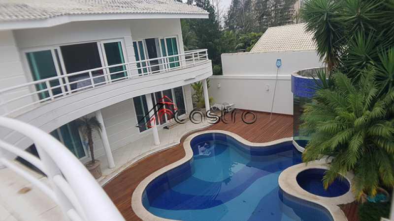 NCastro01 - Casa em Condominio Rua Fernando de Santa Cruz,Recreio dos Bandeirantes,Rio de Janeiro,RJ À Venda,6 Quartos,608m² - M2135 - 1