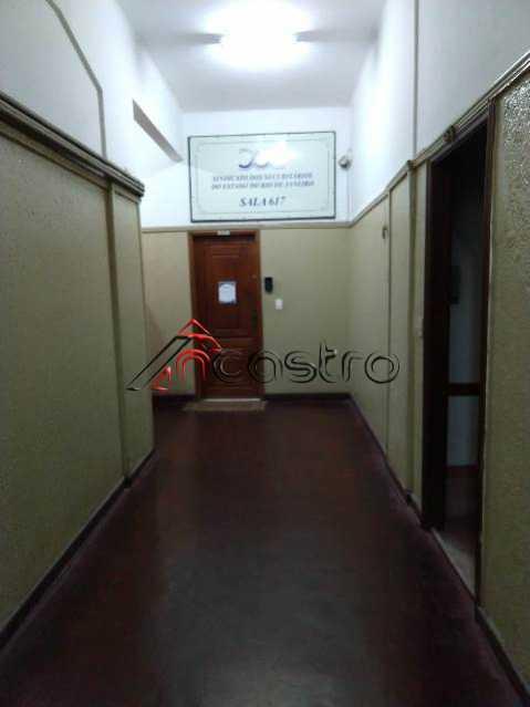 NCastro06. - Sala Comercial 40m² à venda Rua Álvaro Alvim,Centro, Rio de Janeiro - R$ 170.000 - T1016 - 5